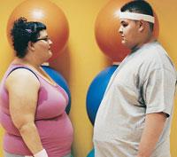 Почему трудно похудеть женщине