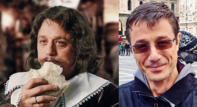 Алексей Макаров похудел