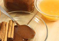 корица с медом для похудения сколько дней пить