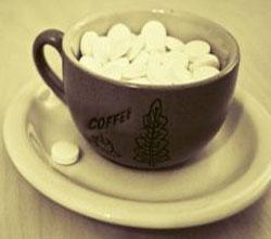 Кофеин в таблетках для похудения