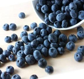 Свежая черника калорийность на 100 грамм