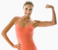 упражнения для похудения рук и плеч в домашних условиях видео