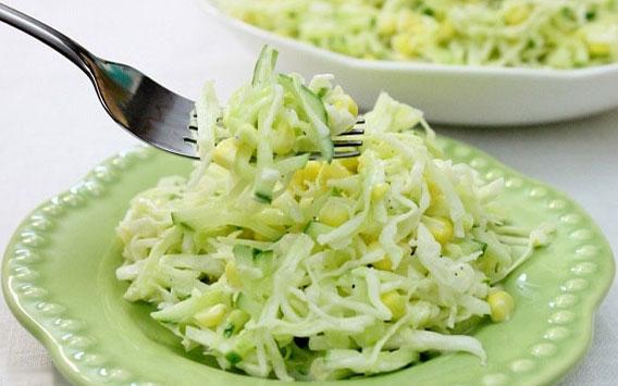 Калорийность капусты белокочанной