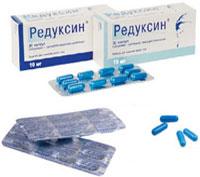 Таблетки для похудения редуксин побочные эффекты