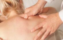точечный массаж при ожирении