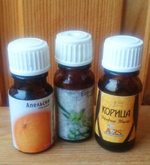 эфирные масла для похудения внутрь