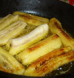 калорийность банана на 100 грамм