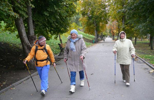 ходьба для похудения живота