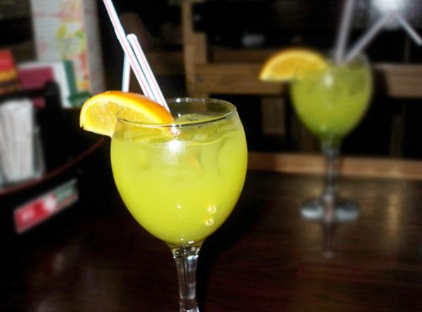 апельсины калорийность на 100 грамм
