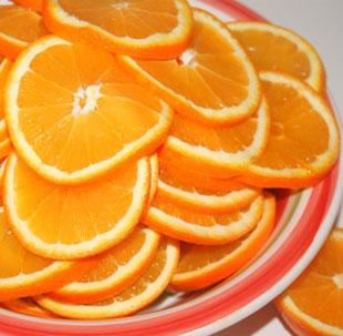 апельсины для похудения