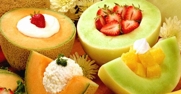 Дынная диета для похудения