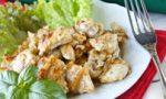 Диетическая курица по-китайски