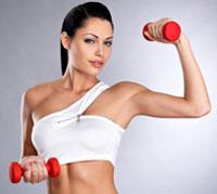 упражнения в зале и дома