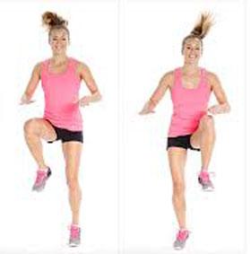 прыжки дома - калории, польза