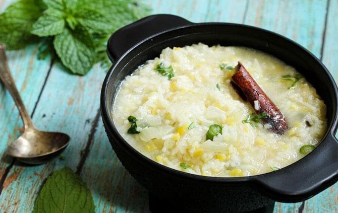 разваристый рис