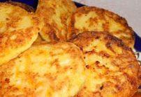 низкокалорийные тыквенные сырники с черносливом