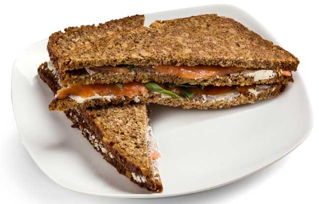 Рецепт диетических бутербродов 100