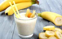 Разгрузочный день на бананах и молоке