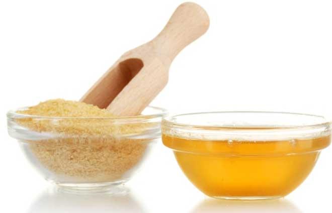 рецепты на желатине