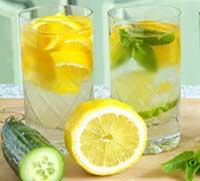 лимонная вода по утрам польза и вред