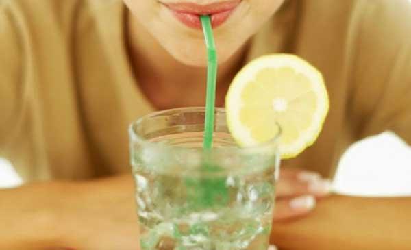 как сделать лимонную воду в домашних условиях