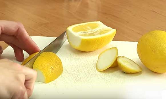 полезные свойства лимонной воды натощак