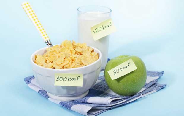 зачем считать калории на диете