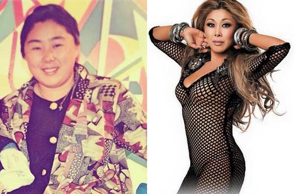 Как похудела Анита Цой: фото до и после