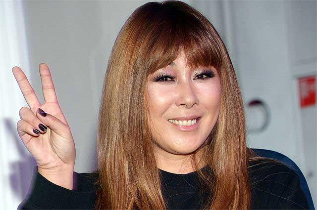 Похудевшая Анита Цой