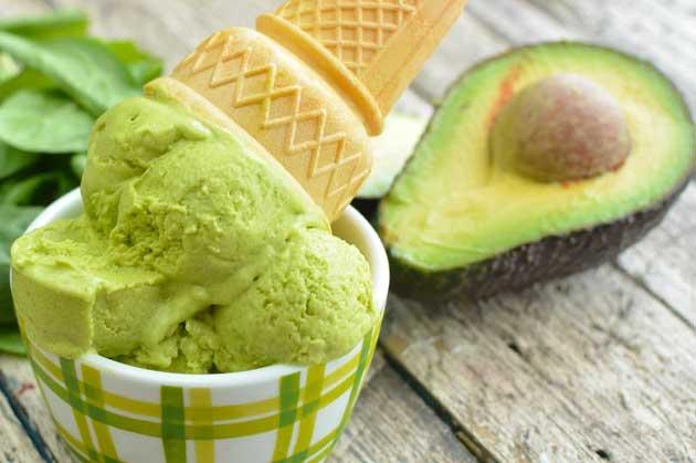 пп мороженое рецепт