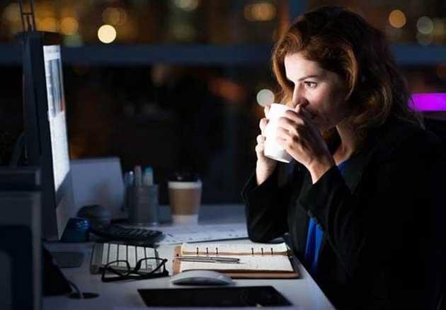 Ночная работа и питание