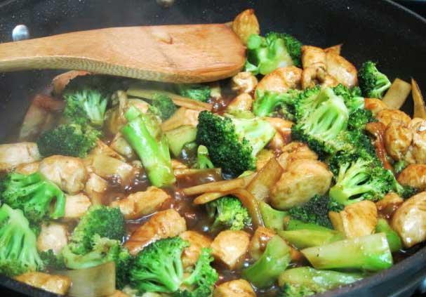 Диетический салат с куриной грудкой для похудения: рецепты