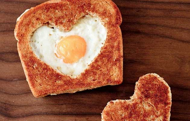 пищевая ценность яичницы