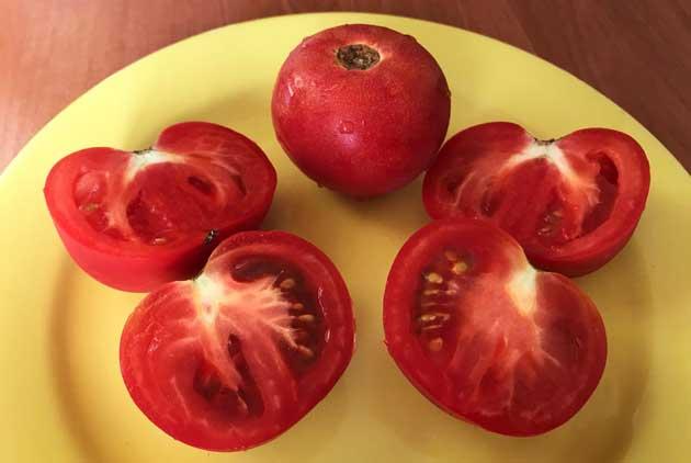 помидоры калорийность