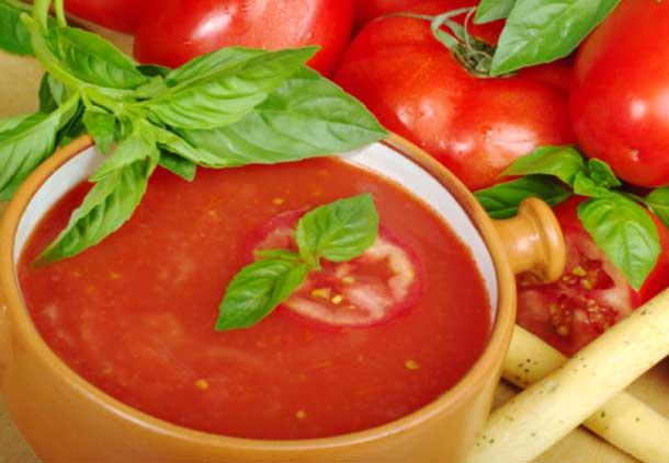 с чем сочетаются помидоры