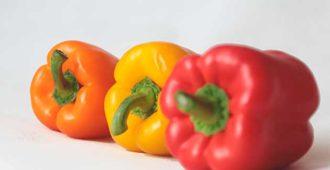 калорийность перца болгарского