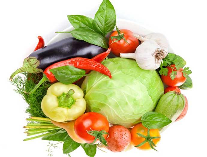 рецепты для овощного дня