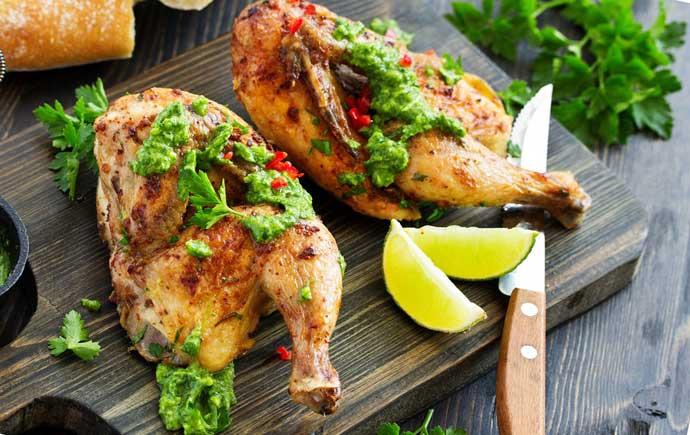 рецепты для куриного дня