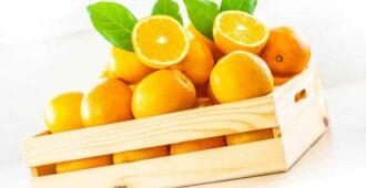 сколько калорий в апельсине 1 шт без кожуры