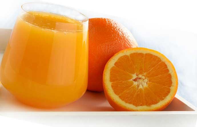 сколько ккал в апельсиновом соке