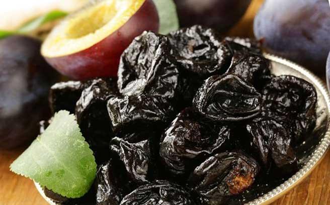 овсяный кисель со свеклой и черносливом
