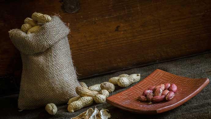 арахисовая паста при диете