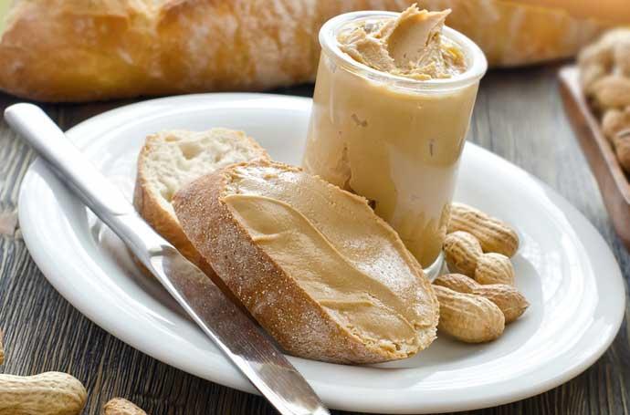 чем полезна арахисовая паста при похудении