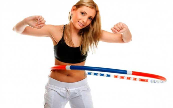 обруч хулахуп как правильно заниматься чтобы похудеть