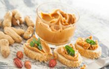 калорийность арахисовой пасты