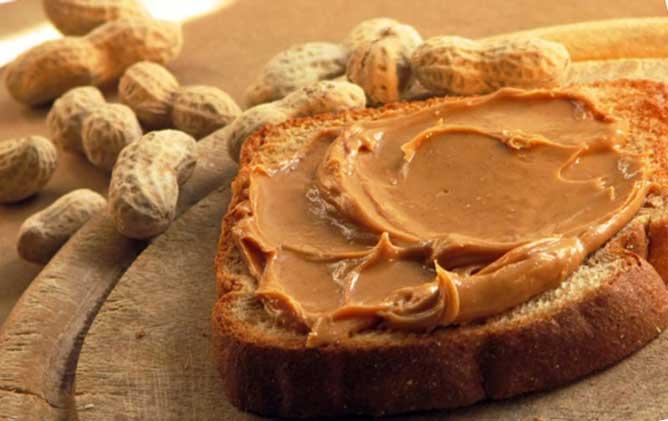 сколько калорий в арахисовой пасте без сахара и масла