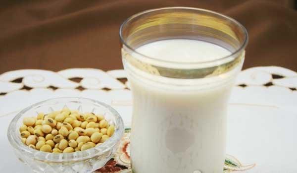 соевое молоко при похудении
