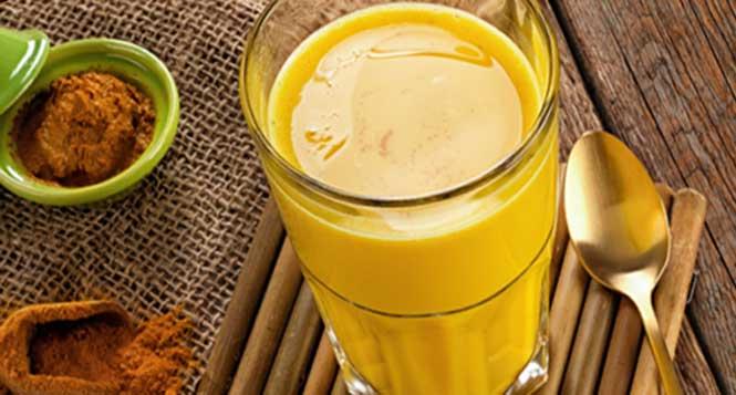 золотое молоко рецепт