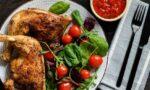 калорийность курицы жареной вареной