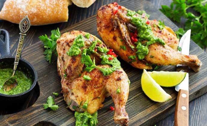 сколько калорий в курице
